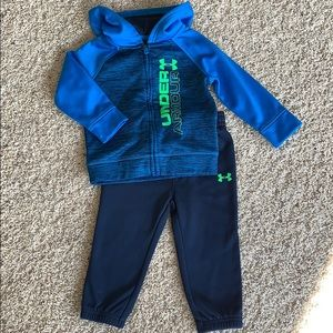 18 month Under Armour outfit